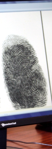 Fingerprint private Investigator for evidence CFTC FINRA Visa
