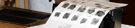 Fingerprinting Private Investigator Fingerprint evidence CFTC FINRA Visa UK London